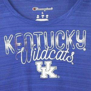 Shirts & Tops - Kentucky Wildcats Girls Scoop Racerback Tank Top